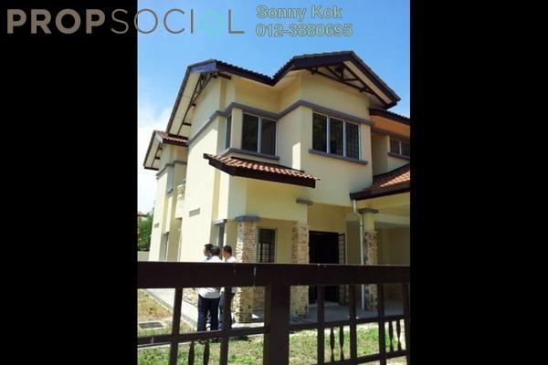 For Sale Bungalow at Kemuning Greenhills, Kota Kemuning Leasehold  4R/4B 950k
