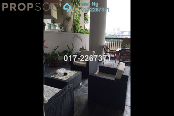 For Rent Condominium at Armanee Terrace II, Damansara Perdana Leasehold Semi Furnished 4R/4B 3.7k
