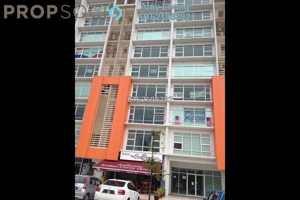 For Sale Office at Sunsuria Avenue, Kota Damansara Leasehold Semi Furnished 0R/0B 2.98m