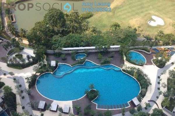 For Rent Condominium at Tropicana Grande, Tropicana Leasehold Semi Furnished 4R/4B 9k
