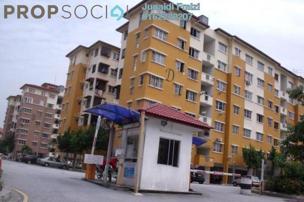For Sale Apartment at Tainia Apartment, Kota Damansara Leasehold Semi Furnished 3R/2B 355k