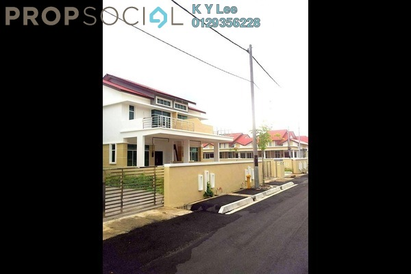 For Sale Semi-Detached at Prestige III, Balik Pulau Freehold Unfurnished 4R/3B 900k