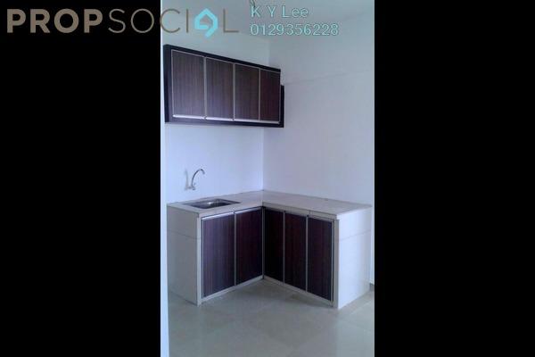 For Sale Apartment at Taman Sri Nibong, Sungai Nibong Freehold Unfurnished 3R/1B 264k