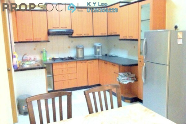 For Sale Condominium at Villa Emas, Bayan Indah Leasehold Fully Furnished 3R/2B 430.0千