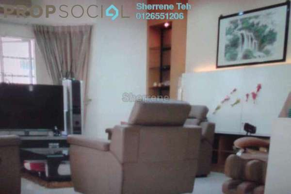 For Sale Bungalow at Taman Desa Jaya, Kepong Leasehold Semi Furnished 5R/3B 2.3m
