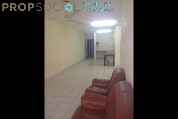 For Rent Apartment at Flora Damansara, Damansara Perdana Leasehold Unfurnished 3R/2B 1.1k