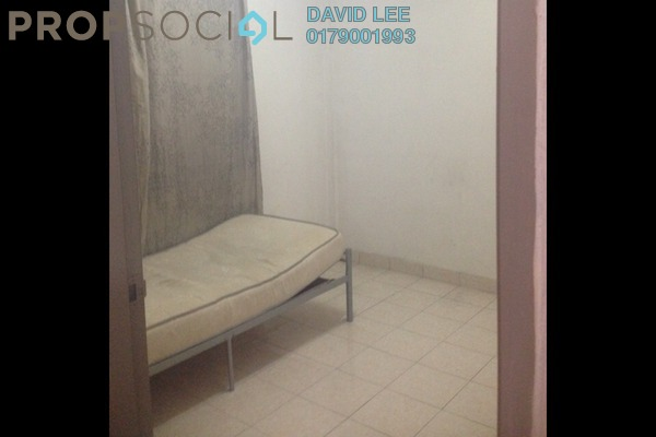 For Rent Apartment at Salvia Apartment, Kota Damansara Leasehold Semi Furnished 3R/2B 1.2k