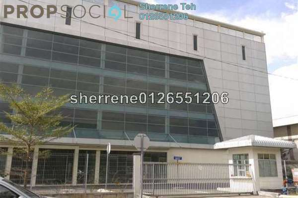 For Sale Factory at BRP 7, Bukit Rahman Putra Freehold Unfurnished 0R/0B 13m