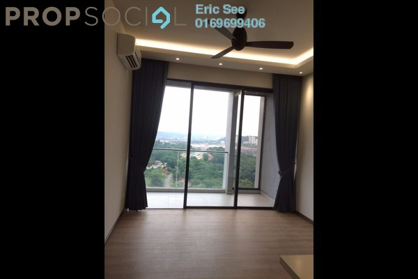 For Rent Condominium at Twin Arkz, Bukit Jalil Freehold Semi Furnished 1R/1B 2.3k