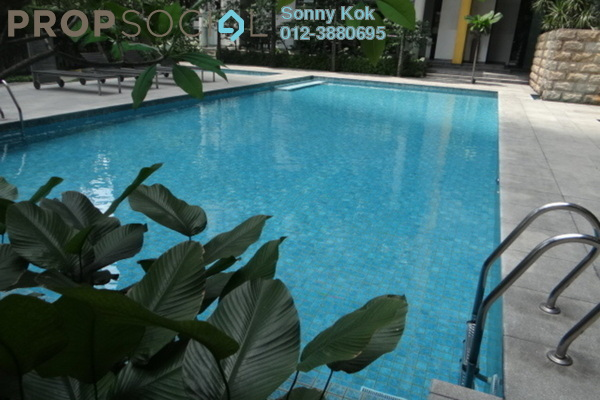 For Sale Condominium at Stonor Park, KLCC Freehold Semi Furnished 4R/4B 3.5百万