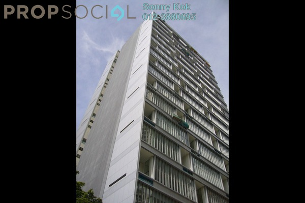 For Sale Condominium at One KL, KLCC Freehold Semi Furnished 4R/4B 4.54m