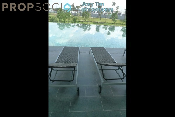 For Rent Terrace at Fairfield Residences @ Tropicana Heights, Kajang Freehold Semi Furnished 4R/3B 1.5k