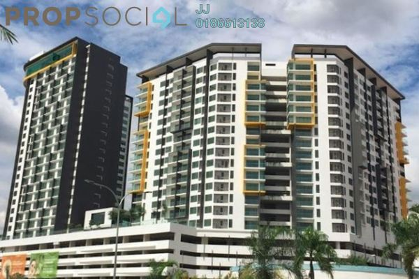 For Sale SoHo/Studio at Zeva, Bandar Putra Permai Leasehold Semi Furnished 0R/1B 290k