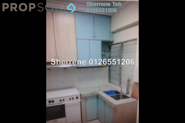 For Rent Condominium at Medan Putra Condominium, Bandar Menjalara Freehold Fully Furnished 3R/2B 1.6k