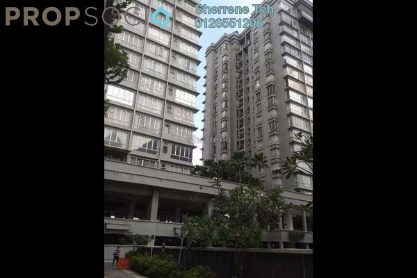 For Rent Condominium at Menjalara 18 Residences, Bandar Menjalara Freehold Semi Furnished 3R/2B 2.8k