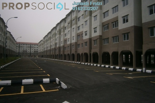 For Sale Apartment at Kelisa Ria Apartment, Kajang Freehold Unfurnished 3R/2B 140k