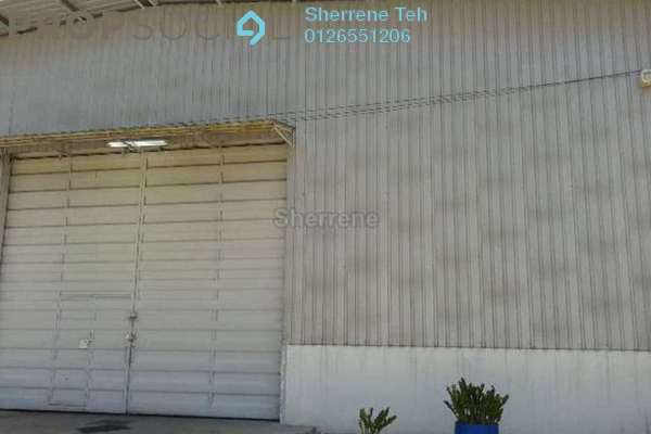 For Rent Factory at Desa Aman Puri, Kepong Freehold Unfurnished 0R/0B 13k