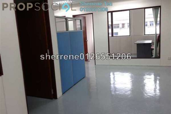 For Rent Office at Taman SEA, Petaling Jaya Freehold Fully Furnished 0R/0B 3.6k