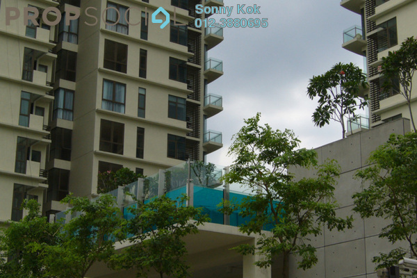 For Sale Condominium at Suria Stonor, KLCC Freehold Semi Furnished 5R/4B 6.05m