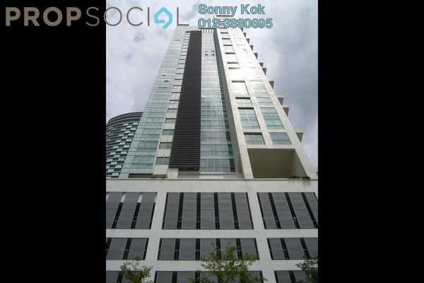 For Sale Condominium at The Meritz, KLCC Freehold Semi Furnished 3R/3B 1.6百万