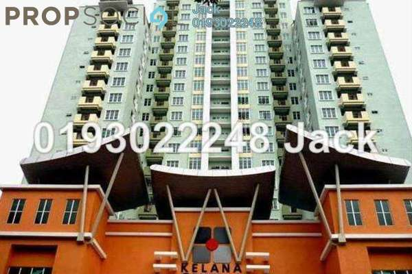For Sale Condominium at Kelana Sentral, Kelana Jaya Freehold Semi Furnished 3R/2B 525k