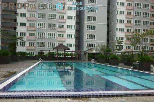 For Rent Apartment at Banjaria Court, Batu Caves Leasehold Fully Furnished 3R/2B 1.9k