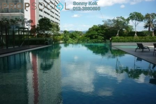 For Rent Condominium at Suria Stonor, KLCC Freehold Semi Furnished 4R/4B 16.8k