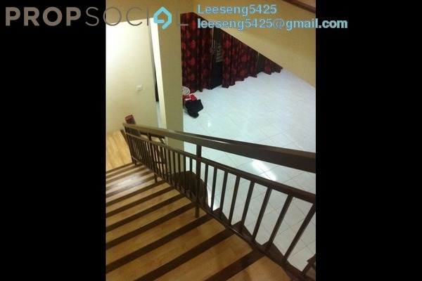 For Rent Terrace at Bayuemas, Klang Freehold Semi Furnished 4R/3B 1.6k