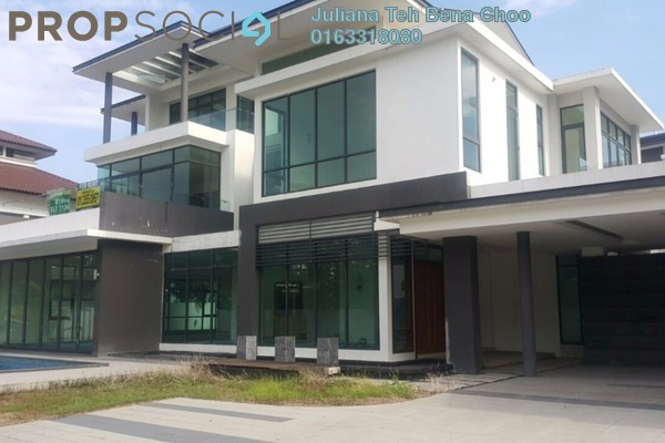 For Sale Bungalow at Grandville, UEP Subang Jaya Leasehold Unfurnished 9R/8B 5.5m