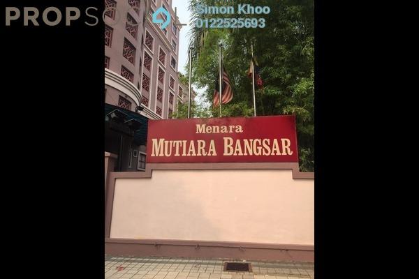 For Sale Shop at Menara Bangsar, Bangsar Freehold Semi Furnished 0R/0B 320k
