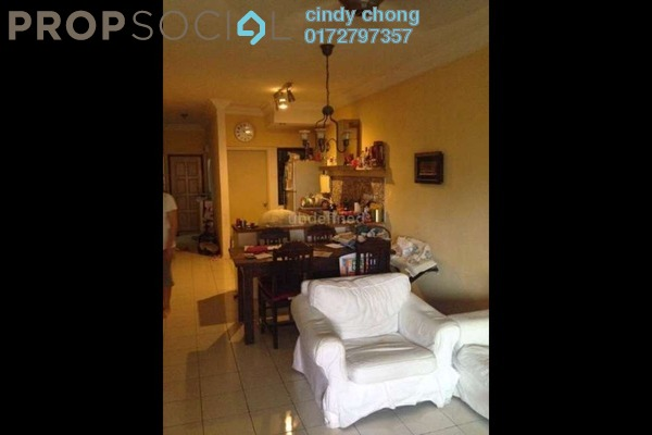 For Sale Condominium at Puri Aiyu, Shah Alam Freehold Semi Furnished 3R/2B 438k