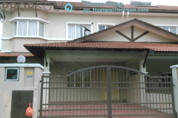 For Sale Semi-Detached at Seri Aman Heights, Sungai Buloh Freehold Semi Furnished 4R/3B 1.18m