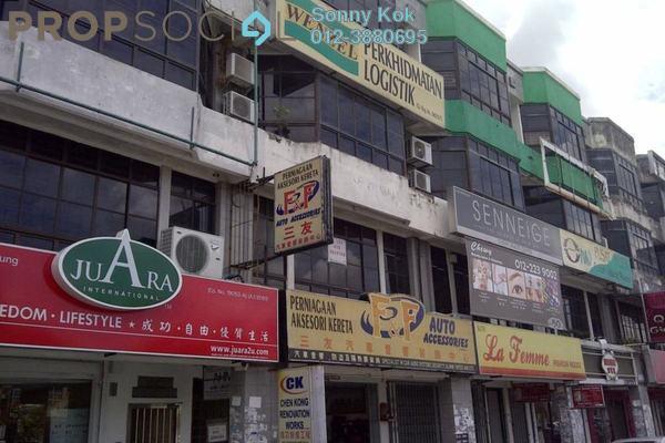 For Rent Office at Taman Bayu Perdana, Klang Freehold Semi Furnished 0R/2B 1.1k