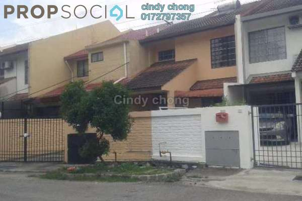 For Rent Terrace at Wangsa Baiduri, Subang Jaya Leasehold Semi Furnished 3R/3B 2.2k