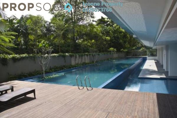 For Sale Condominium at The Katana Residences, Ampang Hilir Freehold Semi Furnished 4R/5B 2.85m