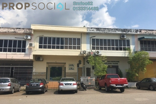 For Sale Shop at BP5, Bandar Bukit Puchong Freehold Semi Furnished 5R/2B 1.35m