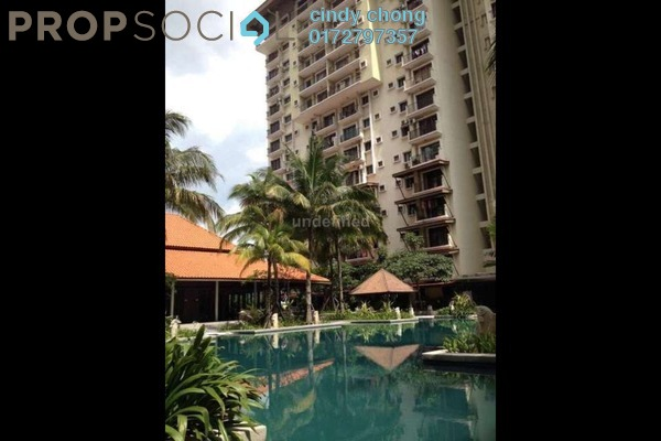 For Rent Condominium at Setia Walk, Pusat Bandar Puchong Freehold Semi Furnished 3R/2B 2.1k