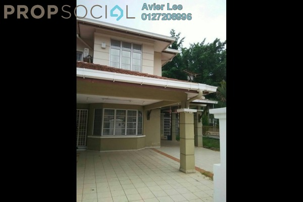 For Sale Semi-Detached at Desa Latania, Shah Alam Freehold Semi Furnished 5R/4B 780k