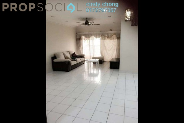 For Rent Condominium at Widuri Impian, Desa Petaling Leasehold Semi Furnished 3R/2B 1.5k