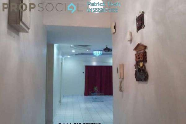 For Sale Condominium at Abadi Villa, Taman Desa Leasehold Semi Furnished 3R/2B 565k