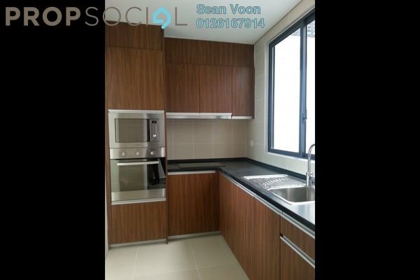 For Sale Condominium at AraGreens Residences, Ara Damansara Freehold Semi Furnished 4R/4B 1.38m