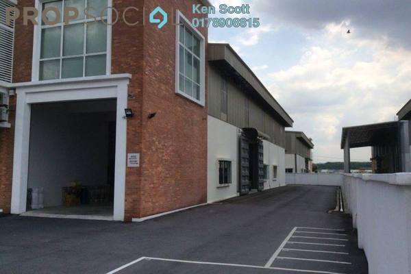 For Sale Factory at RCI Park, Rawang Freehold Unfurnished 0R/0B 3.4m