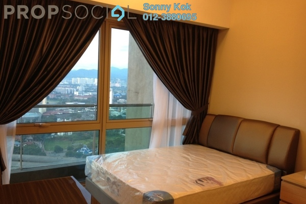 For Rent Condominium at myHabitat, KLCC Freehold Fully Furnished 3R/3B 5.7k