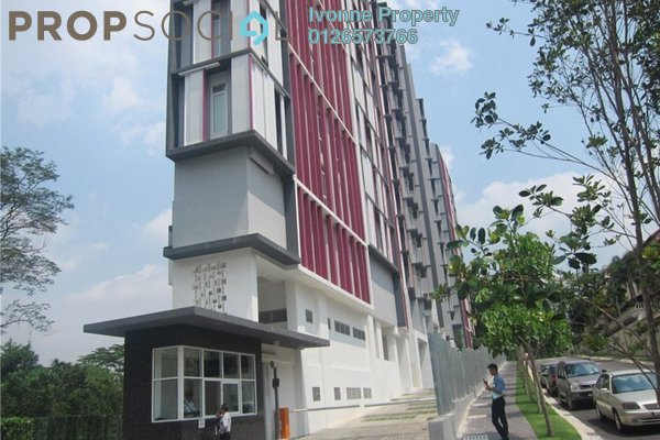 For Rent Condominium at Arata of Tijani, Kenny Hills Freehold Fully Furnished 3R/3B 4.4k