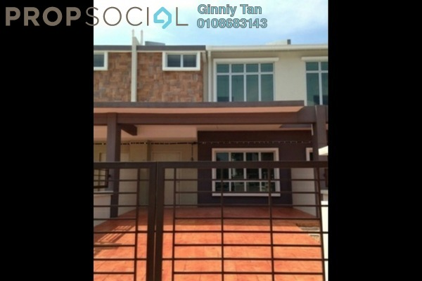 For Rent Terrace at Taman Pelangi Semenyih 2, Semenyih Freehold Unfurnished 4R/3B 1k
