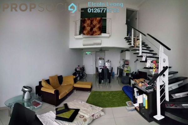 For Rent Condominium at The Scott Soho, Old Klang Road Freehold Fully Furnished 1R/2B 2k