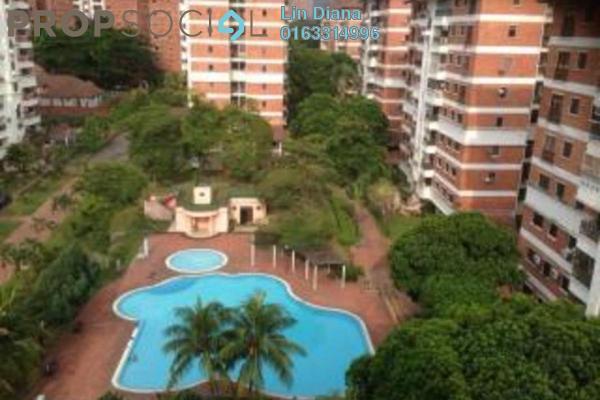 For Sale Condominium at Evergreen Park, Bandar Sungai Long Freehold Semi Furnished 3R/2B 475k