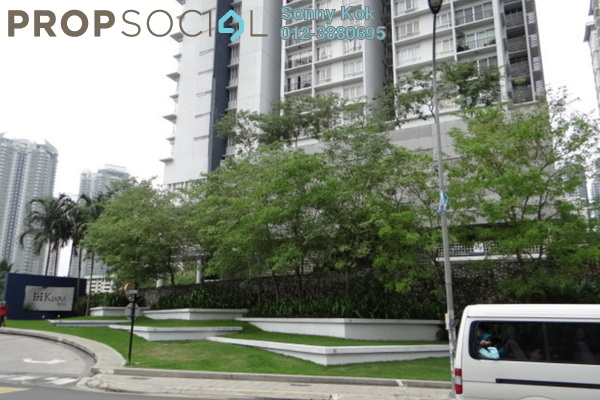 For Rent Condominium at Kiara 1888, Mont Kiara Freehold Fully Furnished 4R/4B 7.8k