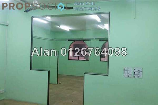 For Rent Office at Cheras Business Centre, Cheras Leasehold Semi Furnished 0R/0B 1.1k