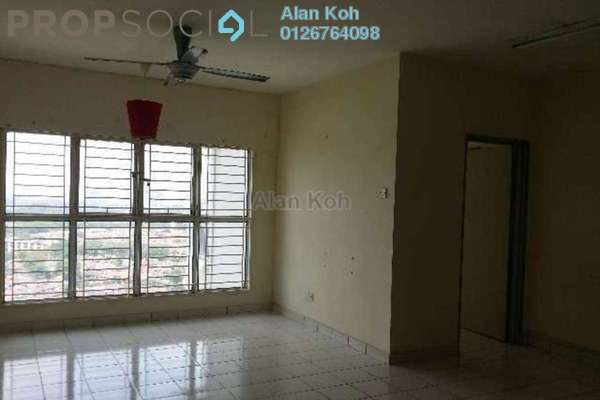 For Rent Condominium at Widuri Impian, Desa Petaling Leasehold Unfurnished 3R/2B 1.1k